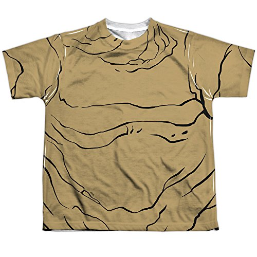 Clayface Pack - Batman: The Animated Series Clayface Uniform Youth or Boy's Sublimated T Shirt