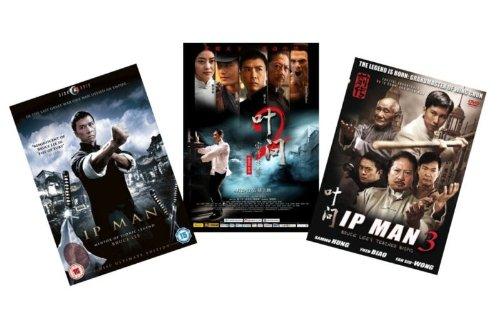 Ip Man Complete Set 1 2 3 Buy Online In Kuwait Movies Tv
