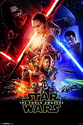 "Trends International Star Wars The Force Awakens Collector's Edition Wall Poster 24"" x 36"""