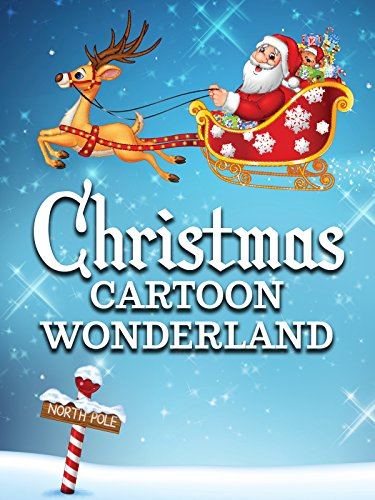 Christmas Cartoon Wonderland