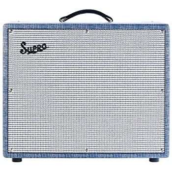 supro s6420 thunderbolt 35w 1x15 guitar combo amp musical instruments. Black Bedroom Furniture Sets. Home Design Ideas