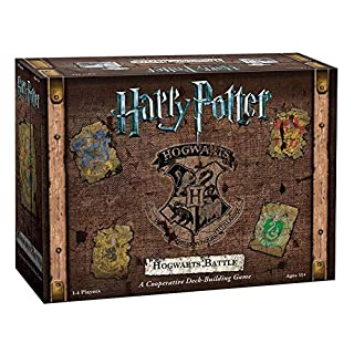 USAOPOLY, Harry Potter Hogwarts Battle Game