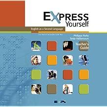 Express yourself 3/guide als 3e secondaire