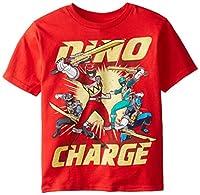 Power Rangers Boys' Dino Charge Short Sl...