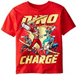 #9: Power Rangers Boys' Short Sleeve T-Shirt