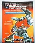 Transformers Hasbro Commemorative Series VIII Action Figure Sideswipe