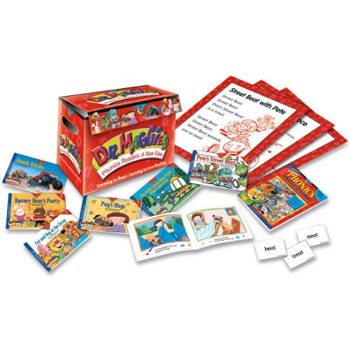 Dr. Maggie's Classroom Phonics Kit by Dr. Maggie's