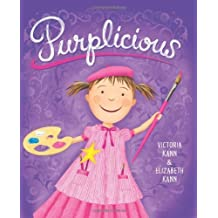 Purplicious ,by Kann, Victoria ( 2007 ) Hardcover