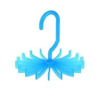 Oyfel Cintre pour Collier Boucles d oreilles Bracelet Regarder Ceinture  Cravate Echarpes Pantalon en Plastique 248817bb95c