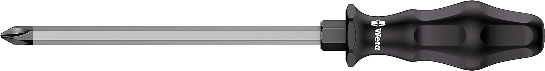 917 SPH WERA Kreuzschlitz-Schraubendreher mit Schlagkappe Nr Phillips PH 2 x 1