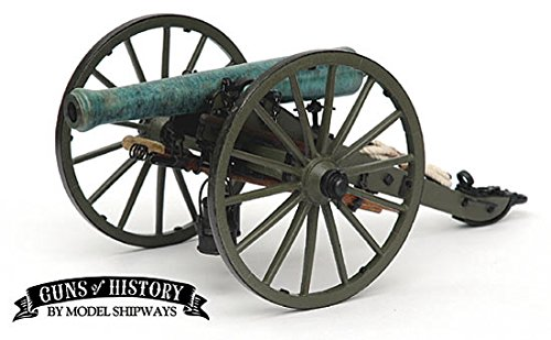 Napoleon US Civil War 1857 Cannon 12 Pounder, 1:16 by Guns of History - Model Expo