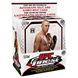 Topps UFC Finest 2011 Trading Cards Master Box review