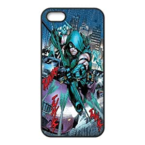 JamesBagg Phone case Green Arrow TV Show For Apple Iphone 5 5S Cases Style 2
