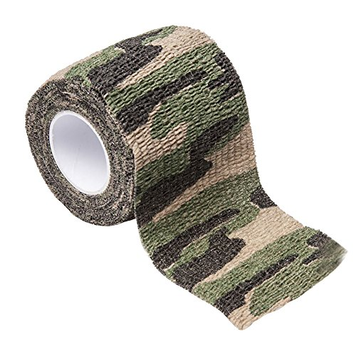 Vipe 4.5m Camo DPM Stealth Wrap Duct Hunting Tape DPM & Desert Camouflage Clothing by Vipe (Image #3)