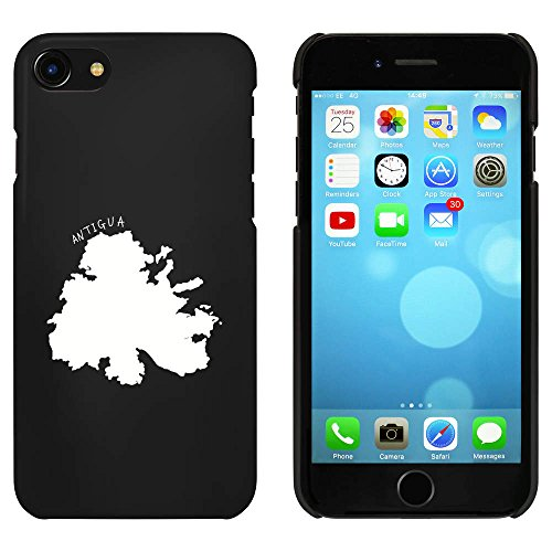 Schwarz 'Antigua' Hülle für iPhone 7 (MC00081475)