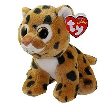 New Ty Beanie FRECKLES the Leopard Boos Cute Ty Beanie Baby (2015 Version) ( b7d1662ae574
