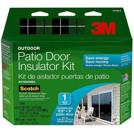 sulator Kit Patio Door (Patio Door Insulator Kit)