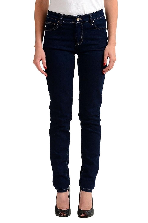 Versace Jeans Blue Women's Skinny Leg Jeans