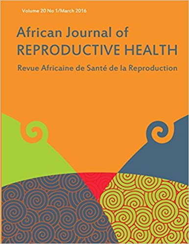 Read African Journal of Reproductive Health: Vol.20, No.1 March 2016 PDF, azw (Kindle), ePub, doc, mobi
