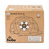Hubs Geodesic Dome Kit