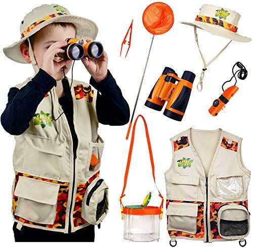 Kidz Adventure Binoculars Flashlight Magnifying product image