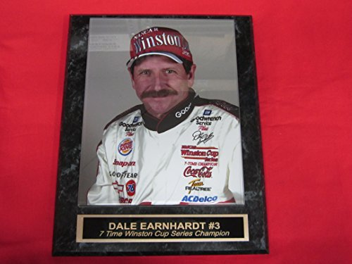 Dale Earnhardt Sr #3 The INTIMIDATOR Collector Plaque for sale  Delivered anywhere in USA