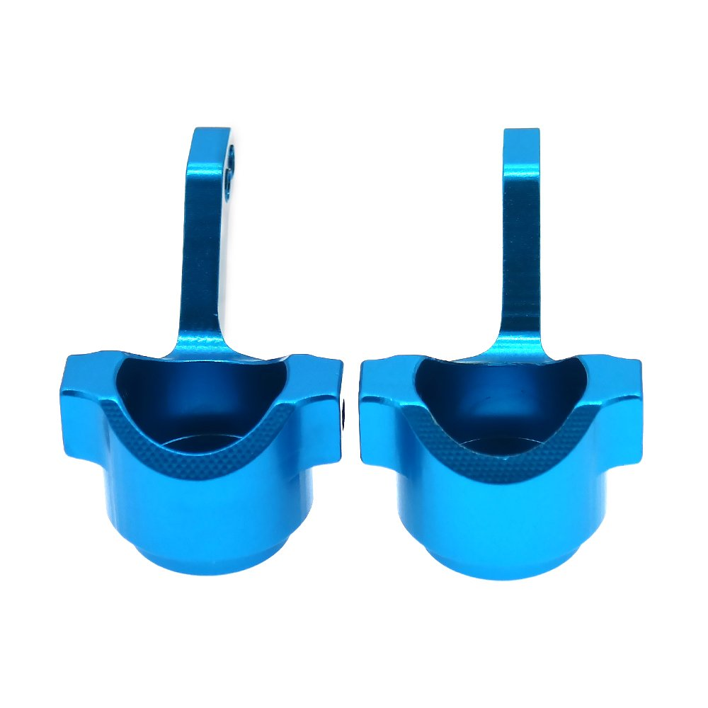 punto de venta de la marca azul RCAWD RCAWD RCAWD Caja de Engranajes Delantera (con Engranajes de Teel) Ensamblaje Aleación de Aluminio 180210 para 1 10 HSP Rock Crawler 94180 RGT 18000 Himoto rojocat(Titanio) Steering Hub Carrier  saludable