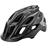 Fox Head Adult Flux MTB Racing Bike Helmet (Matte Black, X-Small/Small)