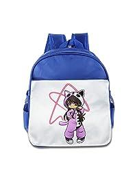 Quasi Aphmau Gaming 4 Cartoon Custom Children Kids Girls Boys Baby School Bags Book Bags Backpack