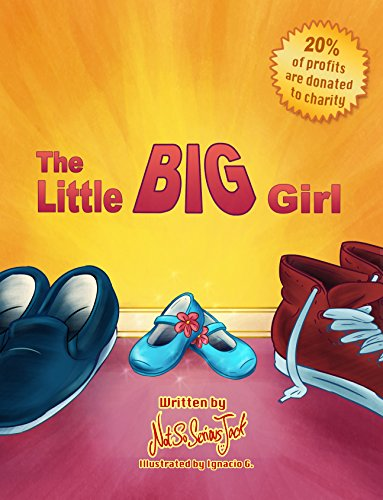 The Little Big Girl (Not So Serious Jack Series Book 2)