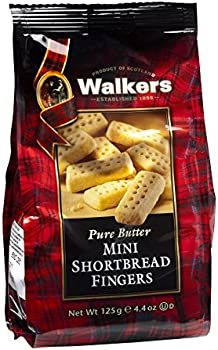 6-Pack Walkers Shortbread Mini Fingers