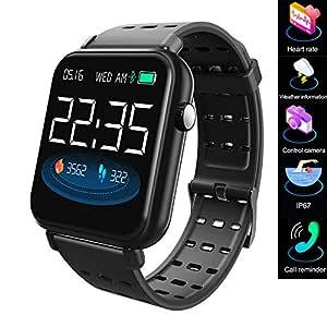 Reloj inteligente/pulsera inteligente 2019,rastreador de ...
