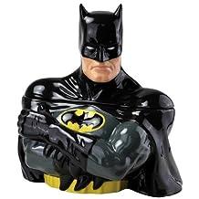 Westland Giftware Batman Ceramic Cookie Jar, 11.25-Inch