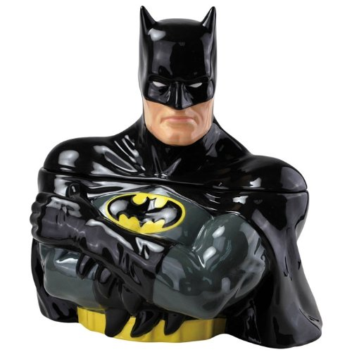 Batman Ceramic Cookie Jar