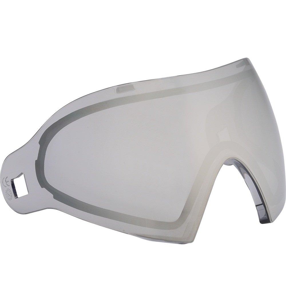 Dye Paintball i4/i5 Goggle Thermal Replacement Lens (Dyetanium Smoke/Silver) by Dye