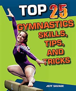 Gymnastics skills techniques training crowood sports guides top 25 gymnastics skills tips and tricks top 25 sports skills tips fandeluxe Image collections