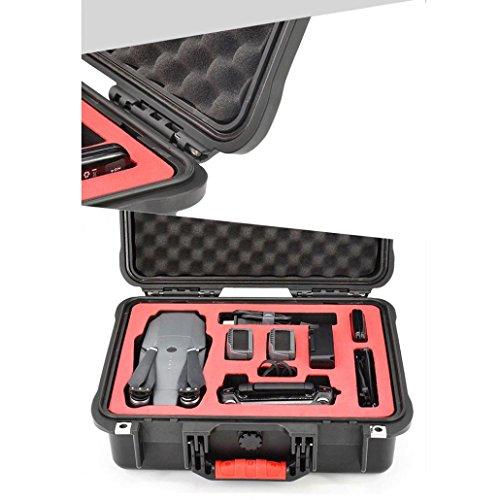 Carring Case Bag, Leewa Polypropylene + Waterproof Hard Shell Suitcase, Storage Box Bag For DJI Mavic Pro Drone by Leewa (Image #4)