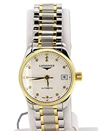 Longines Master Collection automatic-self-wind womens Watch L2.128.5.77.7 (Certified Pre-owned)