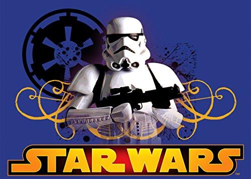 Associated Weavers 623157Teppich Star Wars Stormtrooper Polyamid Blau 133X 2X 95cm