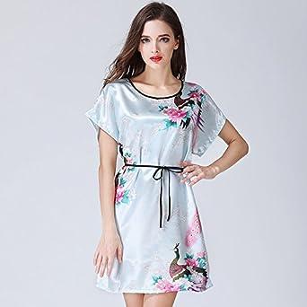 Amazon.com  MH-RITA Women Pajamas Home Pyjama Sleepwear Plus Size ... 6ce1f6e74