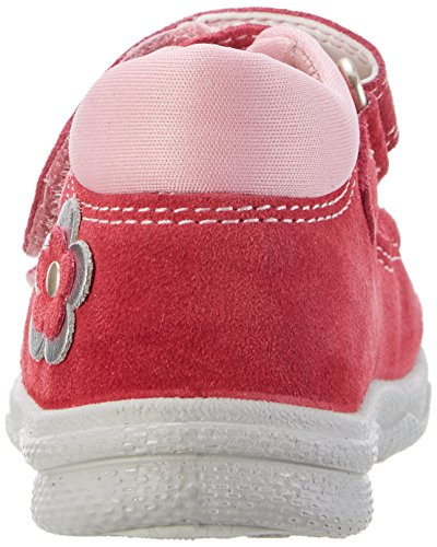 Polly Ouvert Sandales Bout Fille Pink Kombi Pink Superfit 1fwaqxw