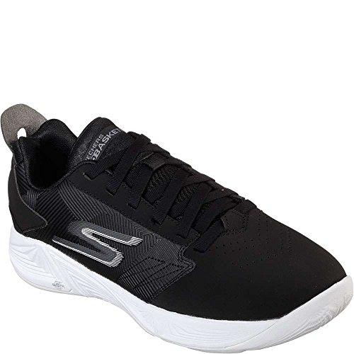 Skechers Hombres Gobasketball Torch 2 Baloncesto Negro / Blanco D (m) Us Negro / Blanco