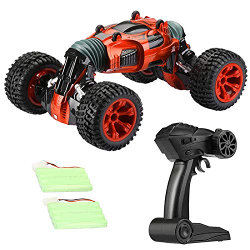 4WD Racing Cars Double Sided Bionic Flip RC Car Off-Road 1:10 Vehicle Great Gift