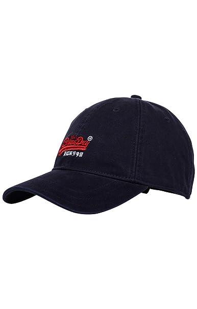 f39aa6de7f6f3 Superdry Label Twill Cap
