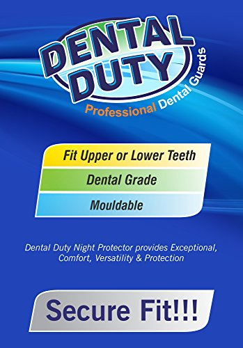 Professional-Dental-Guard-Pack-Of-4-Stops-Teeth-Grinding-Bruxism-Eliminates-Teeth-Clenching--Includes-Fitting-Instructions-Anti-Bacterial-Case-Satisfaction-Is-Guaranteed