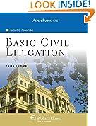 #9: Basic Civil Litigation, 3E (Aspen College)