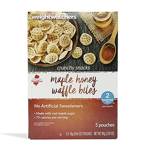 Weight Watchers Maple Honey Waffle Bites
