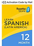 Rosetta Stone: Learn Spanish (Latin America) for 12 months on iOS, Android, PC, and Mac - mobile & online access