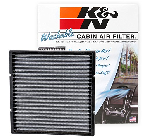 VF2002 K&N CABIN AIR FILTER (Cabin Air Filters):