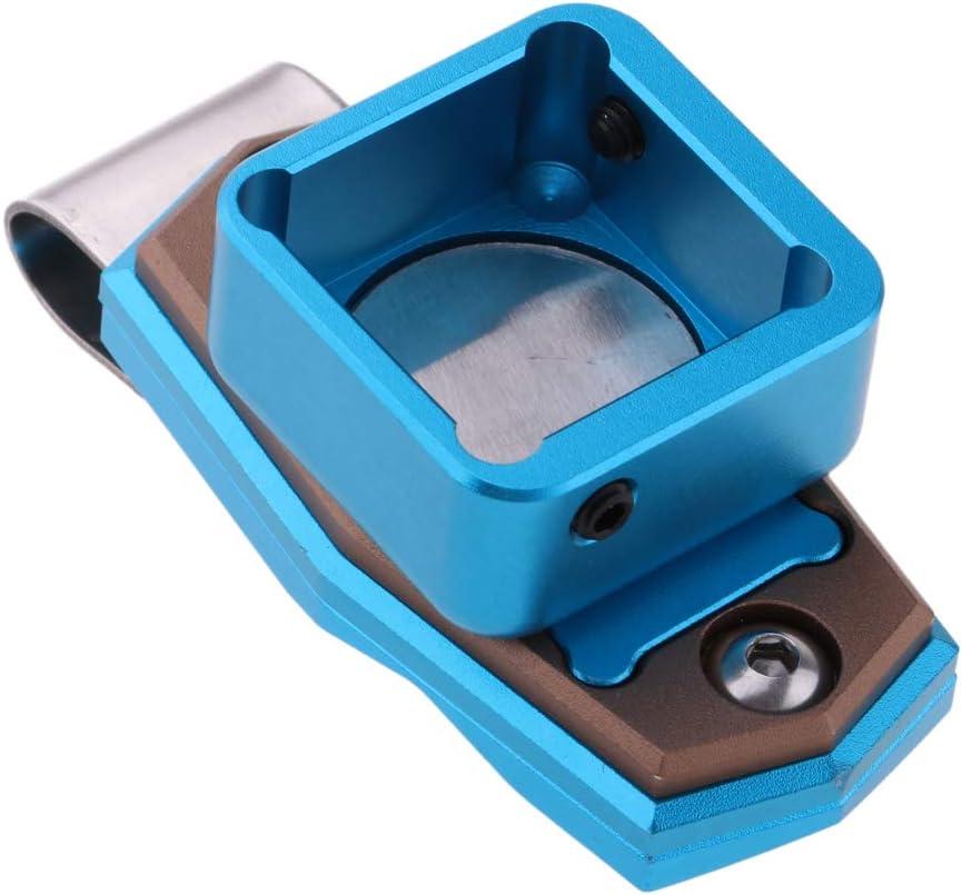SaniMomo Magnetische Billard Kreidehalter Pool Queue Stick Supplies
